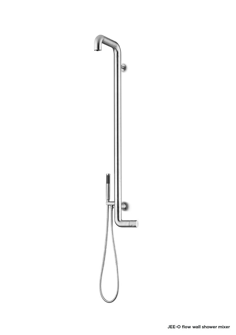JEE-O flow wall shower mixer