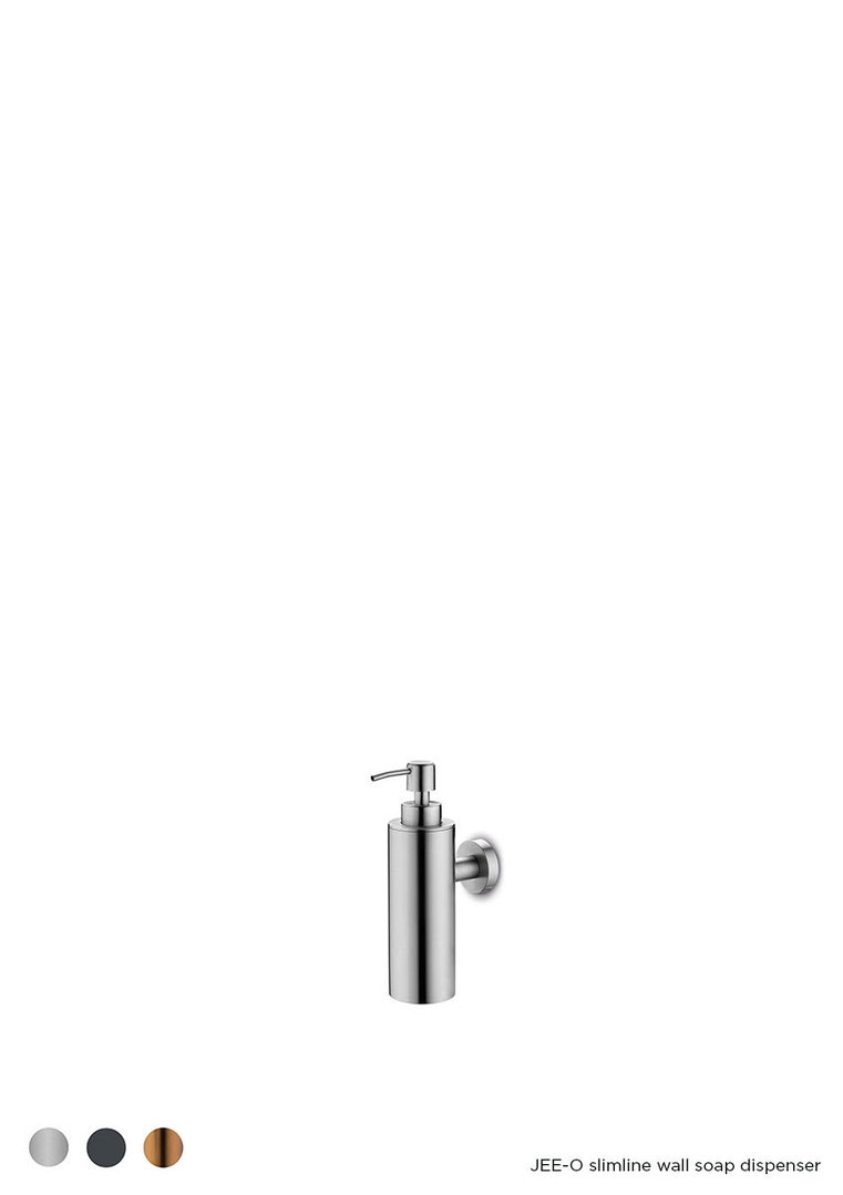 JEE-O slimline wall soap dispenser