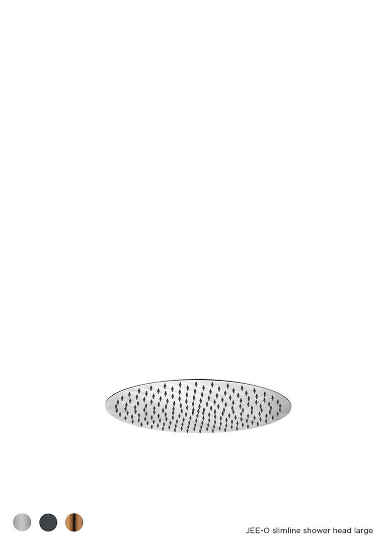 JEE-O slimline shower head large